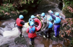 Team building activities by Adventure Guides UK